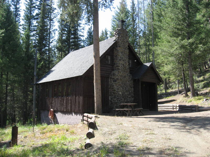 BOULDER VIEW CABIN IDAHO FOR SALE
